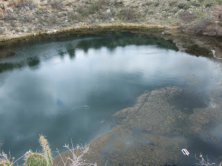 Arizonia's Montezuma's Well