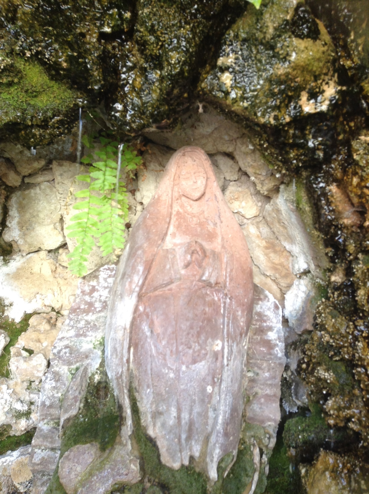 The Madonna Trail inSedona