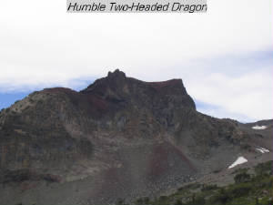 The Three Sacred Dragons of Mt. Shasta