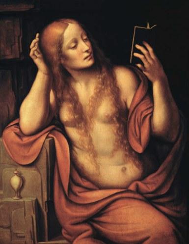 Giampietrino, Die buessende Magdalena - Giampietrino / Repentant Mary Magdalene -