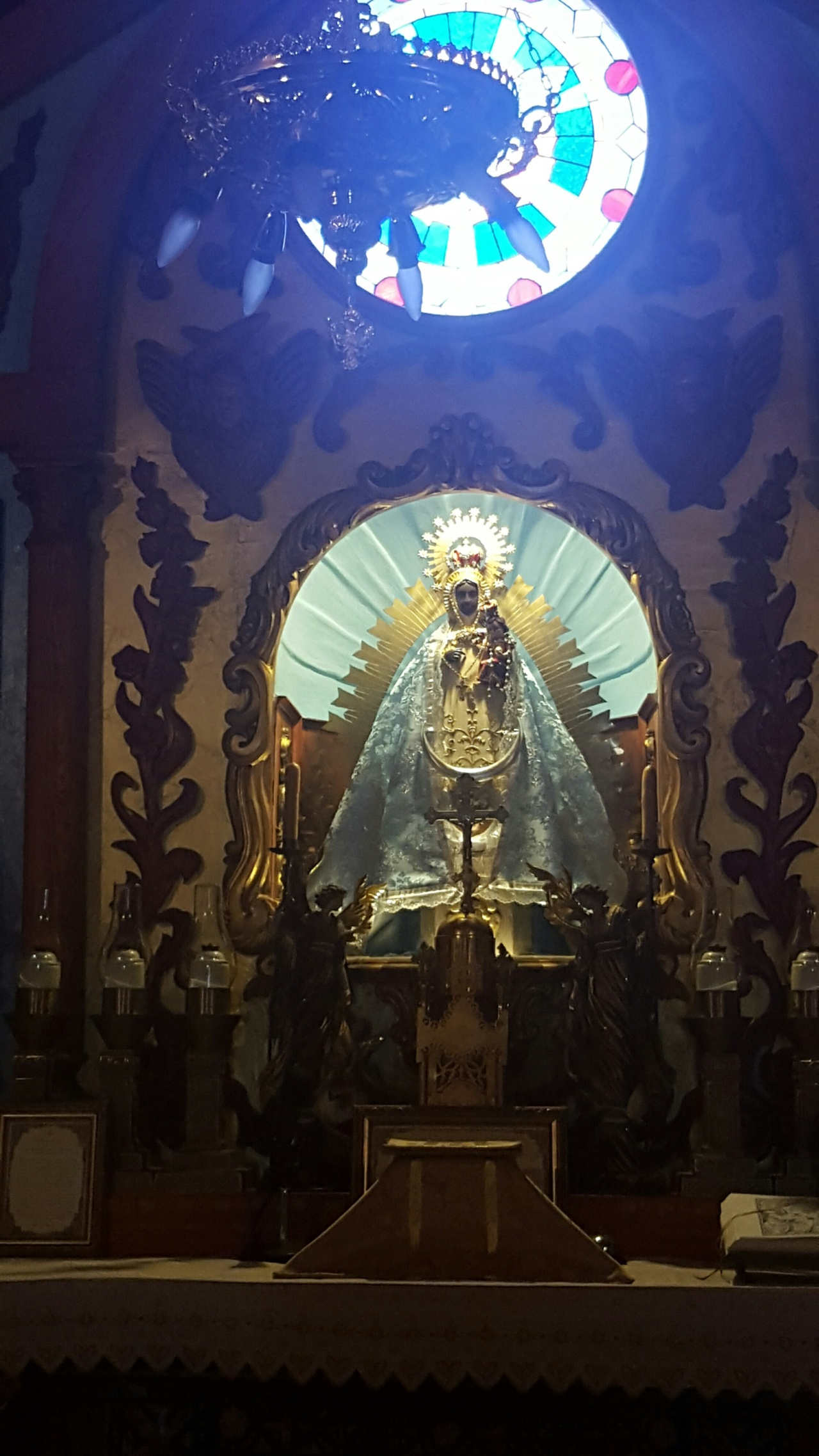 Our Lady Regla in Miami