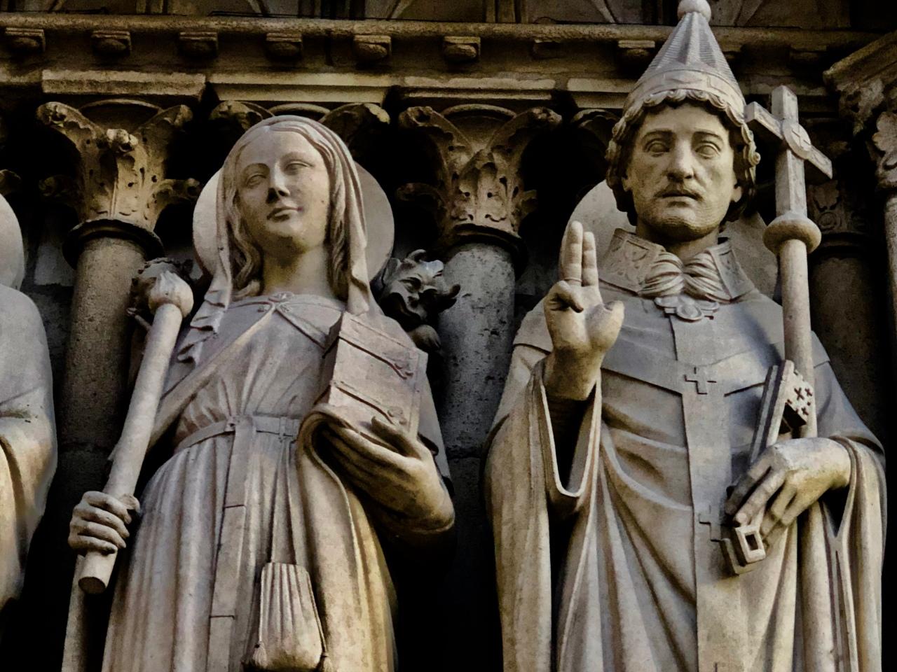 Notre Dame inParis